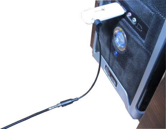 подключение 3G модема к наружной антенне